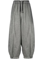 Unconditional Cocoon Trousers Grey