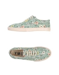 Ymc You Must Create Footwear Low Tops And Trainers Men