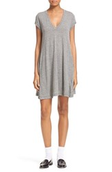 Current Elliott Women's Trapeze Shirtdress