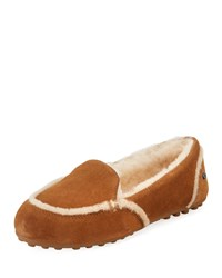 Ugg Hailey Shearling Slippers Chestnut