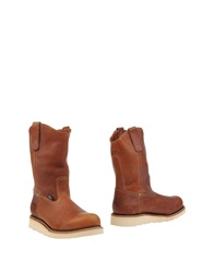 Thorogood Boots Brown