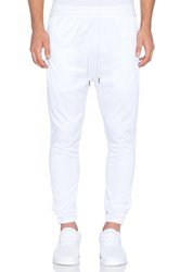 Publish Mono Cordova Mesh Jogger White