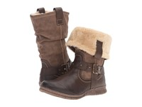 Spring Step Peeta Brown Women's Dress Boots