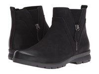 Spring Step Yili Black Women's Pull On Boots