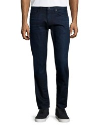 J Brand Kane Archer Medium Wash Jeans Indigo Blue