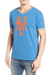 American Needle Men's Eastwood New York Mets T Shirt