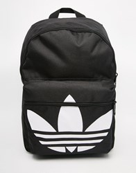 Adidas Originals Classic Backpack In Black Black