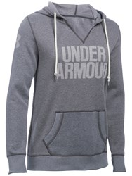 Under Armour Favourite Fleece Hoodie Grey