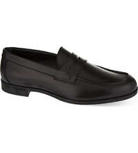 Ralph Lauren Whittlebury Penny Loafers Black