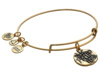 Alex And Ani Ruler Of The Woods Triple Blessing Vine Bangle Gold Bracelet