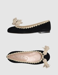 Paco Gil Ballet Flats Brown