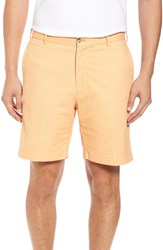 Peter Millar Soft Touch Twill Shorts Dreamsicle