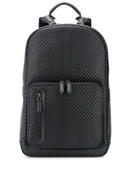 Ermenegildo Zegna Textured Detail Backpack 60