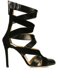 Repetto Interlaced Heeled Sandals 60