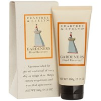 Crabtree And Evelyn Gardeners Hand Recovery Cream 100Ml