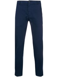 Department 5 Slim Trousers Blue