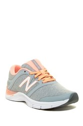 New Balance 711V2 Cush Training Sneaker Wide Width Available Gray