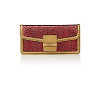 Dries Van Noten Women's Buckle Front Clutch No Color