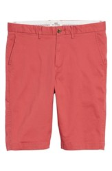 Ben Sherman Slim Stretch Chino Shorts Rose