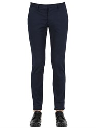 Dsquared 16.5Cm Tokyo Stretch Cotton Drill Pants