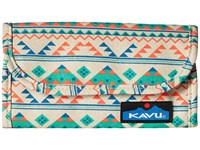 Kavu Big Spender Sw Quilt 1 Wallet Handbags Multi