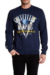Mitchell And Ness Nba Grizzlie Crew Neck Pullover Multi