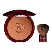 Guerlain Terracotta Bronzing Powder And Kabuki Brush Set