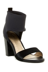 Seychelles Prominent Ankle Cuff Sandal Black