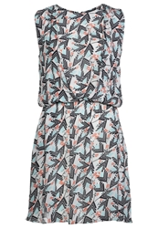 Pepe Jeans Isabellas Summer Dress 498Henna Turquoise