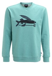 Patagonia Flying Fish Sweatshirt Blue Mint