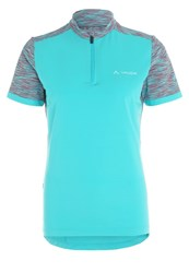 Vaude Tremalzo Iii Sports Shirt Reef Turquoise