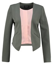 Soaked In Luxury Marbella Blazer Thyme Oliv