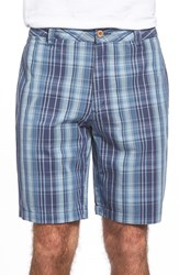 Men's Tailor Vintage Plaid Hybrid Shorts