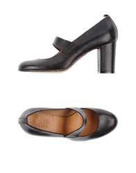 Silvano Sassetti Pumps Dark Brown
