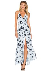 Yumi Kim Rush Hour Maxi Dress Blue