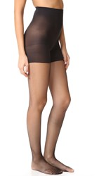 Spanx Micro Fishnet Tights Black