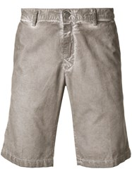 Massimo Alba Bermuda Shorts Brown