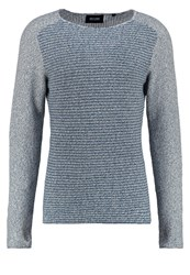 Only And Sons Onsadi Jumper Deep Dive Petrol