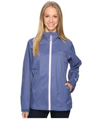 Columbia Evapouration Jacket Bluebell Women's Coat