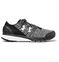 Under Armour Charged Bandit 2 Stretch Jersey Sneakers Black