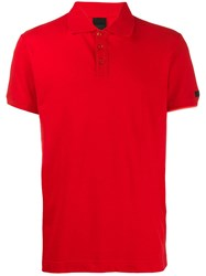 Rrd Classic Brand Polo Red