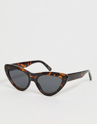 Skinnydip Axel Tort Cat Eye Sunglasses Multi