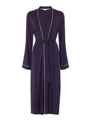 Cyberjammies Cassie Lounge Robe Purple