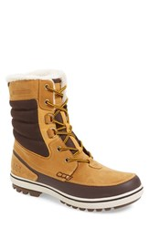 Men's Helly Hansen 'Garibaldi 2' Waterproof Boot New Wheat Coffee Bean