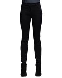 T By Alexander Wang High Waisted Stretch Jeans Black 27