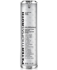 Peter Thomas Roth Un Wrinkle Targeted Deep Wrinkle Fast Acting Serum 1 Oz