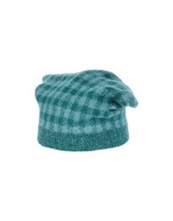 Jucca Hats Green