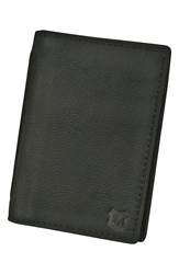 Andrew Marc New York 'Sheridan' Wallet Black