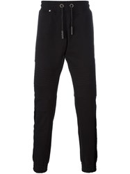 Philipp Plein 'Last Dance' Track Pants Black