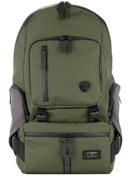 Makavelic Fearless Union Backpack Green